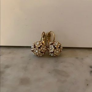 Kate Spade Floral Cluster Earrings